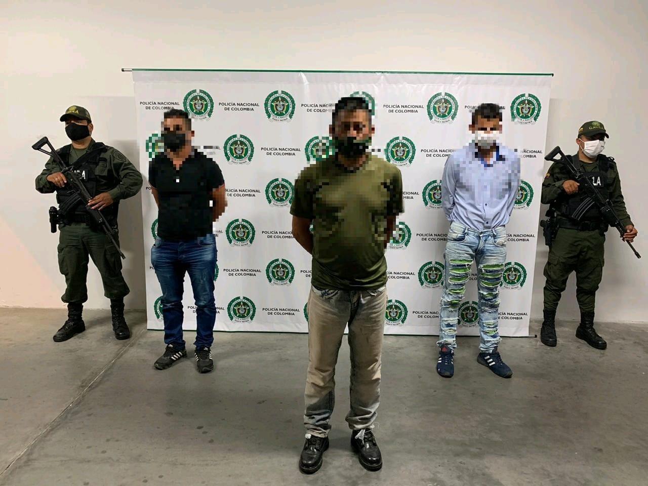 'Las Nuevas Disidencias' extorsionaban en el sur del Tolima