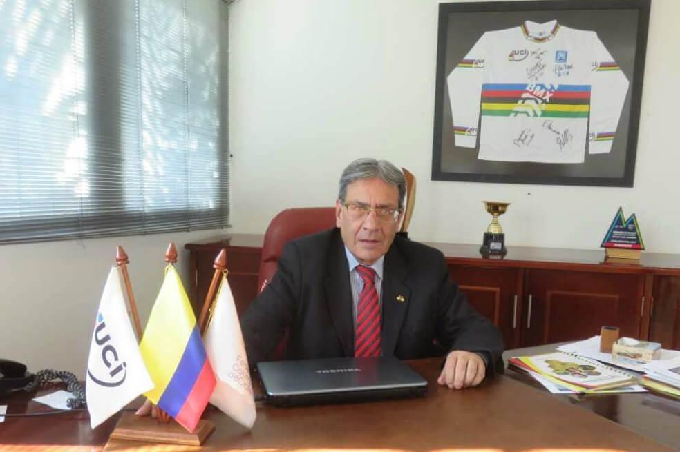 """""""Estamos muy felices de reiniciar el calendario ciclístico con la Vuelta al Tolima"""""""