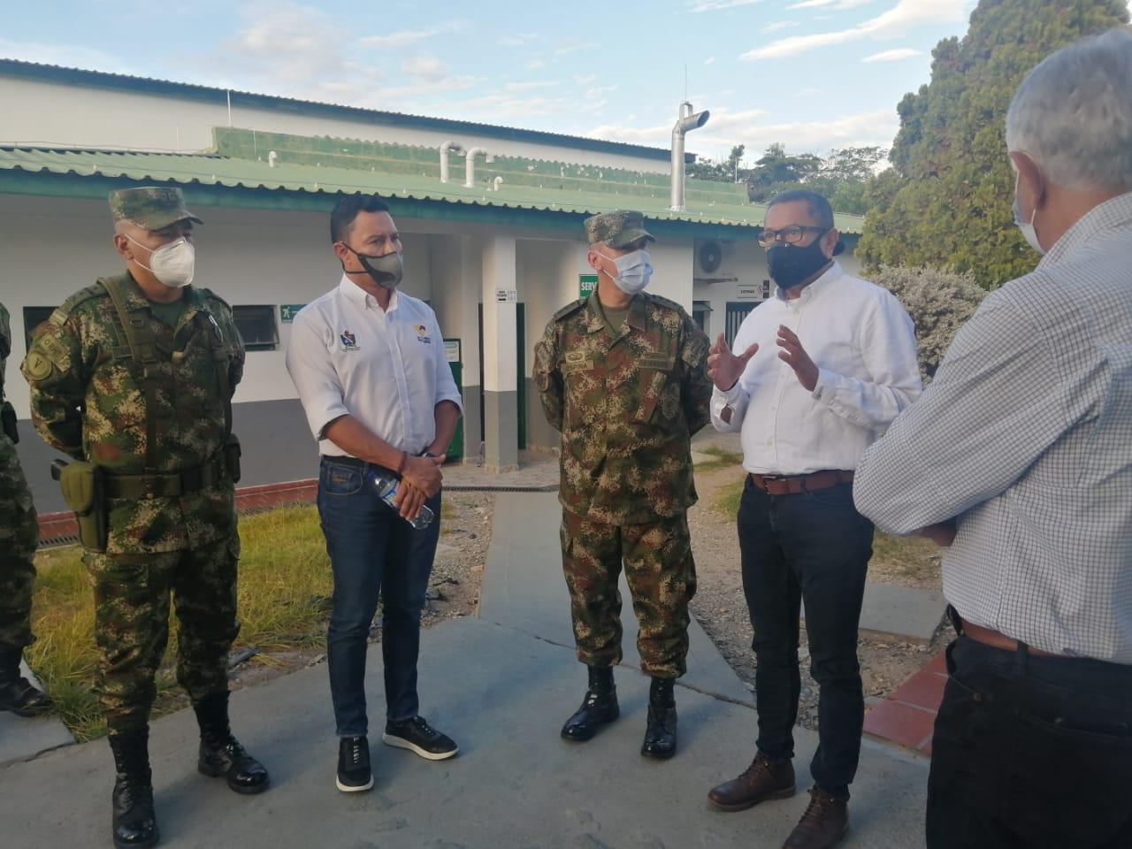 Taller de Seguridad y Prevención se realizó con agricultores del Tolima