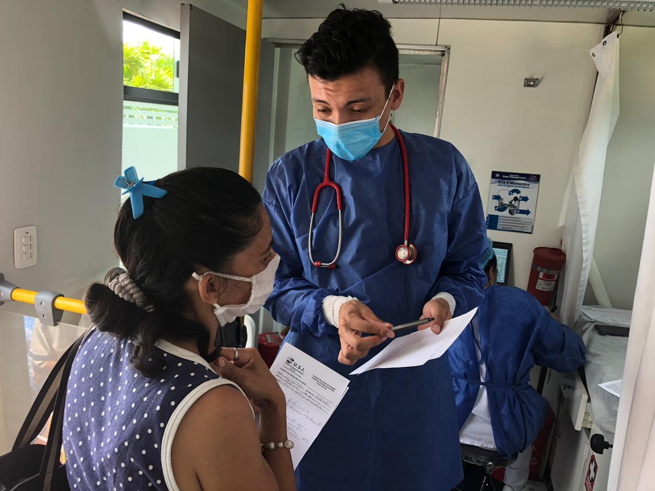 'Brigadas de salud por la vida' de la Alcaldía llegarán al barrio Jardín