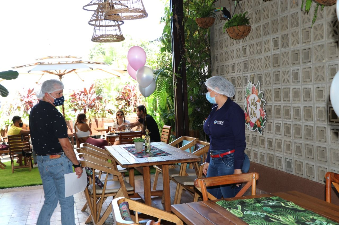 Secretaría de Salud adelantó visitas de inspección en restaurantes de Ibagué