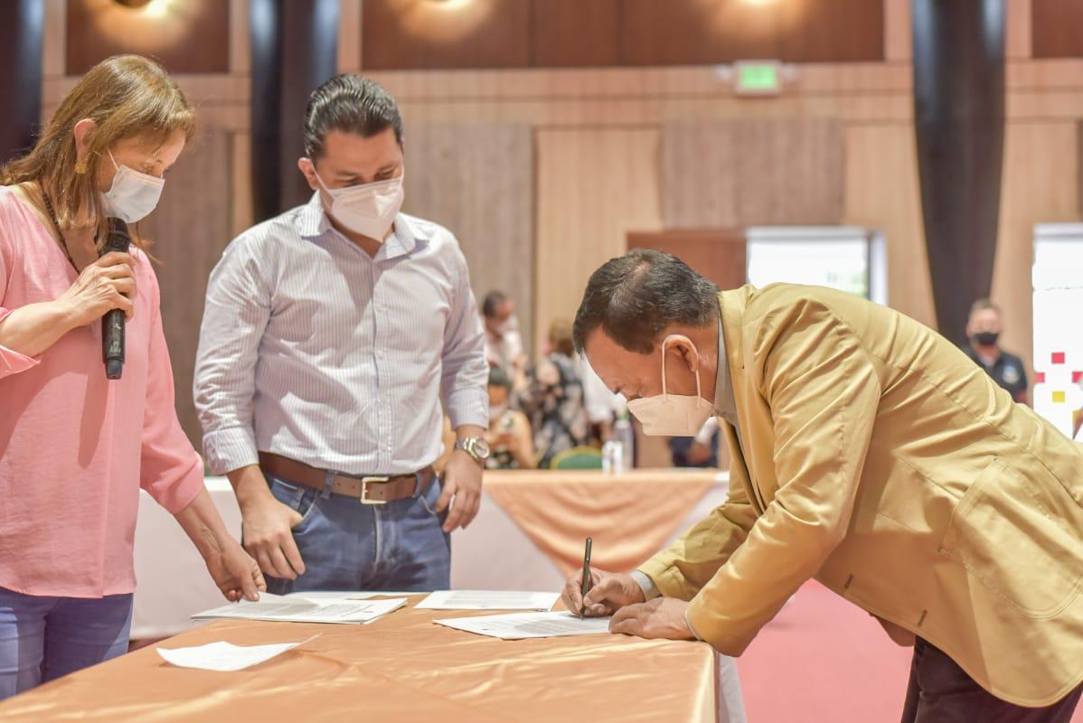 MinInterior firmó convenios por más de $ 500 millones con Juntas de Acción Comunal de Ibagué