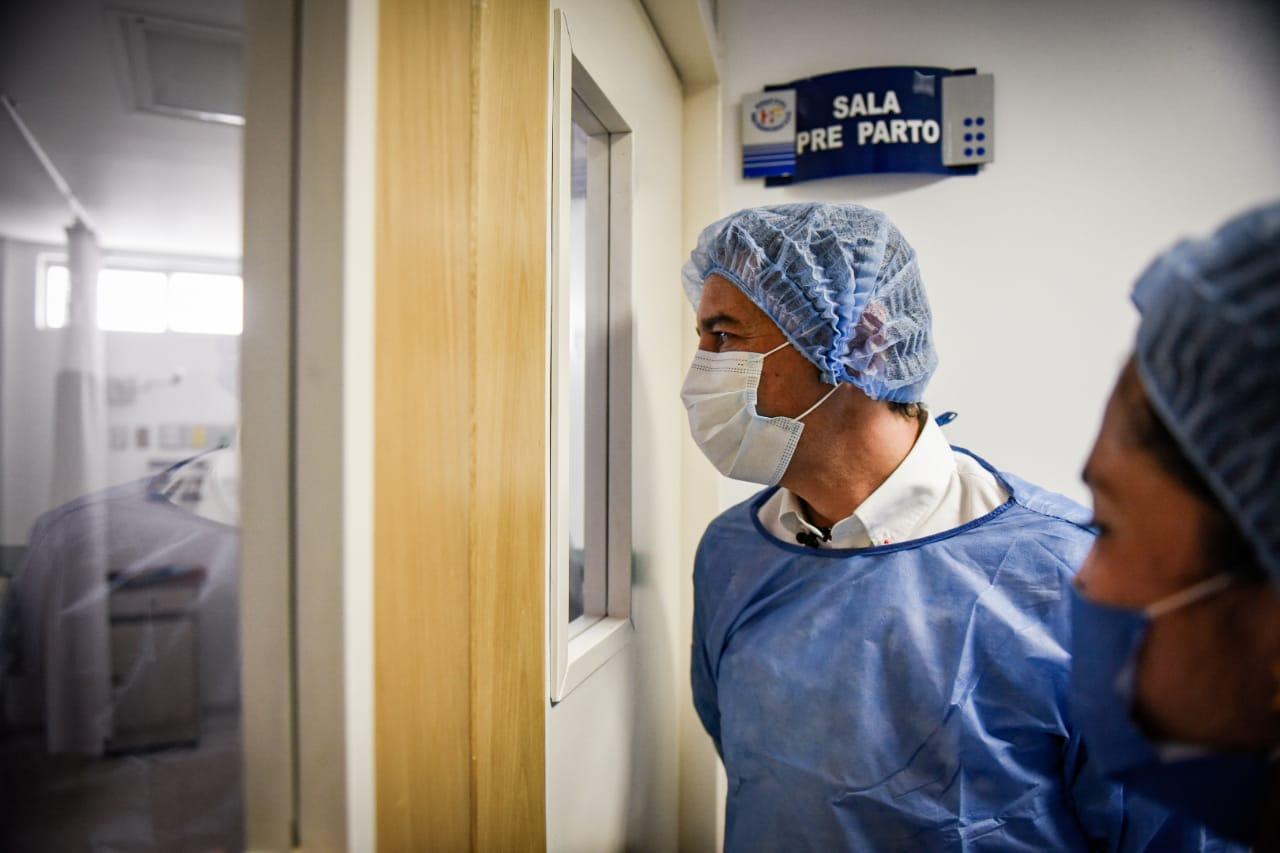 Administración Municipal donó $ 560 millones en elementos médicos a la USI