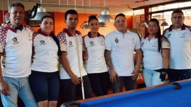 Photo of Tolima se lucirá en el Primer Campeonato Nacional Femenino de Billar Pool Bola 9 Virtual