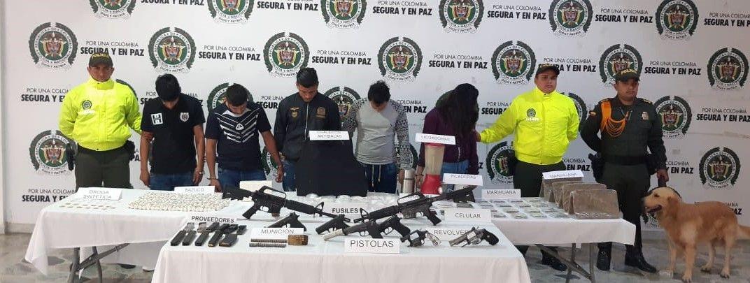 Condenado a nueve años de prisión integrante de ´Los Paisas' por homicidio