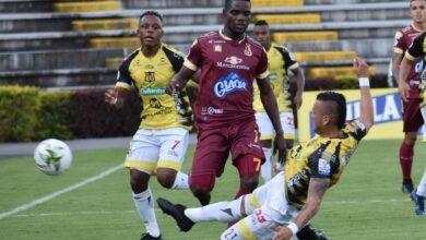 Photo of Deportes Tolima 3 – A. Petrolera 1: El 'oro negro' fue para el líder, clasificado e invicto
