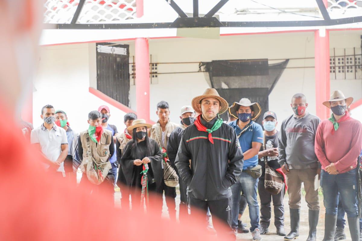 Instalan Puesto de Mando Unificado para monitorear Minga Indígena en Ibagué