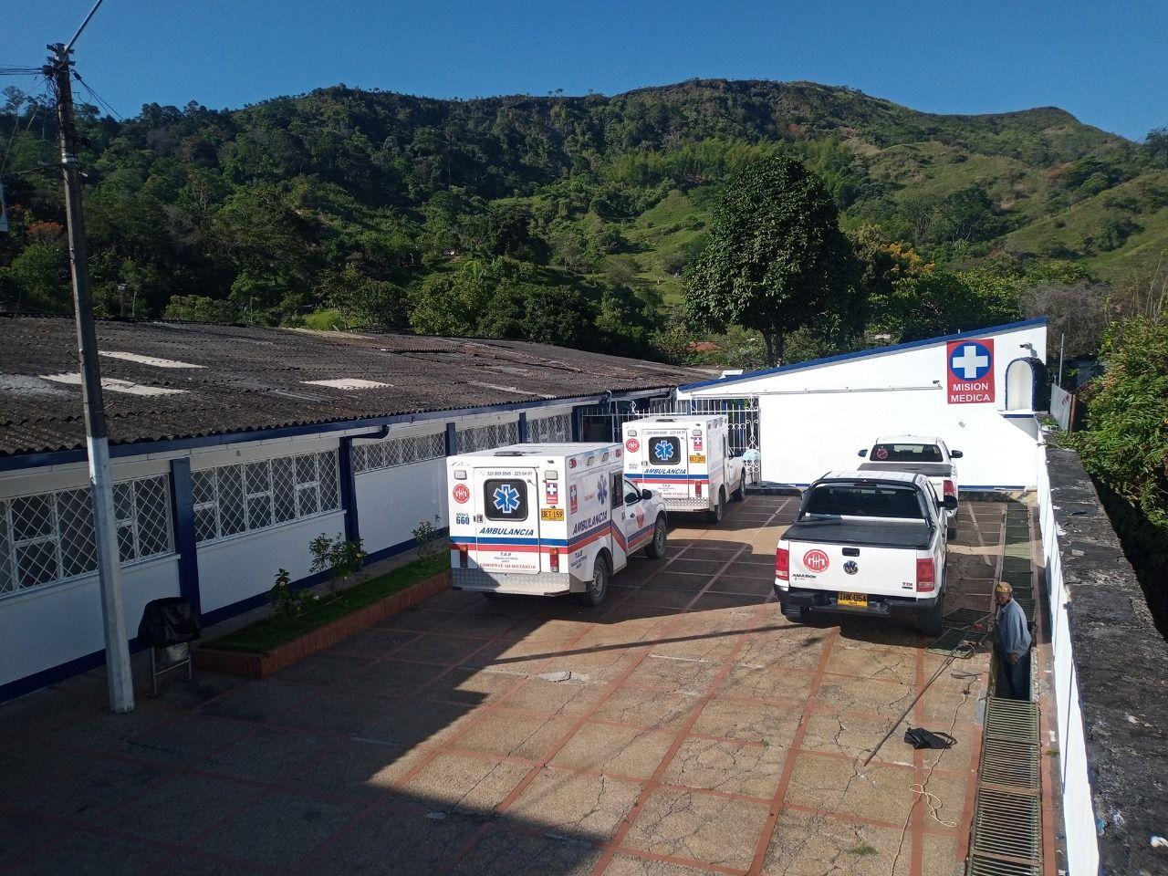 Aprobado proyecto por $11 mil millones para remodelación del hospital María Inmaculada de Rioblanco