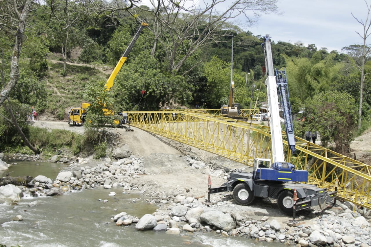 Obras de la Fase 2 Etapa 1 del Acueducto Complementario avanzan en un 97 %