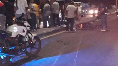 Photo of Una motociclista falleció este domingo luego de chocar contra un poste en la vía a Picaleña
