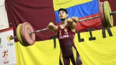Photo of Miguel Ángel Suárez, nuevo campeón nacional de pesas