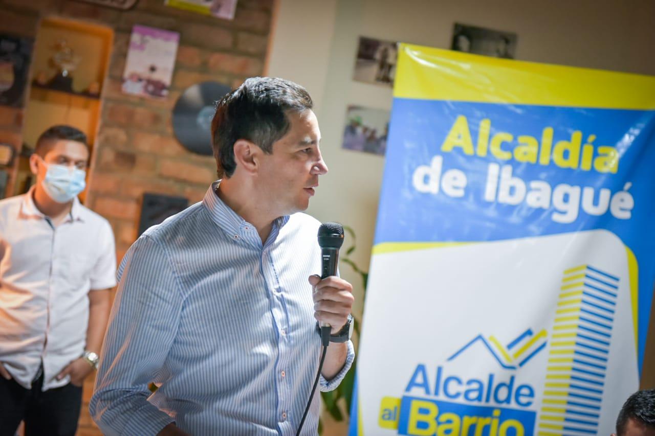 Alcalde socializó los proyectos que se están ejecutando en la comuna Tres