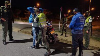 Photo of Intensifican operativos de seguridad y control en la vía al Aeropuerto Perales