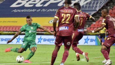 Photo of Deportes Tolima 1 – La Equidad 2 – ¡Adiós invicto!