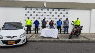 Photo of Estos son 'Los Músicos', una banda de atracadores y ladrones en casas y negocios de Ibagué