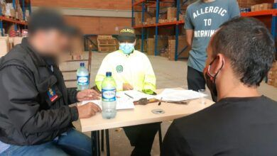 Photo of #Fotos | Golpe a 'Los Tamaleros', banda de narcotraficantes de Ibagué que enviaban droga a España