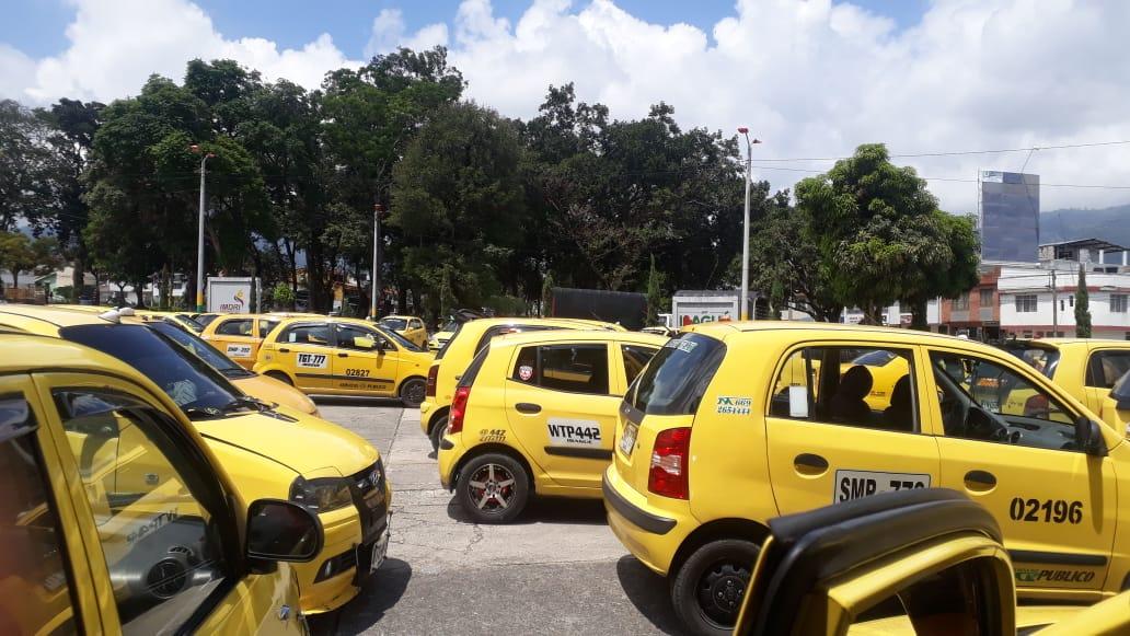 Modificado el 'pico y placa' para taxis en Ibagué