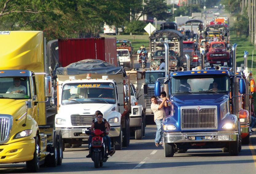 Atención camioneros: En Bogotá habrá turnos para cargar y descargar mercancía
