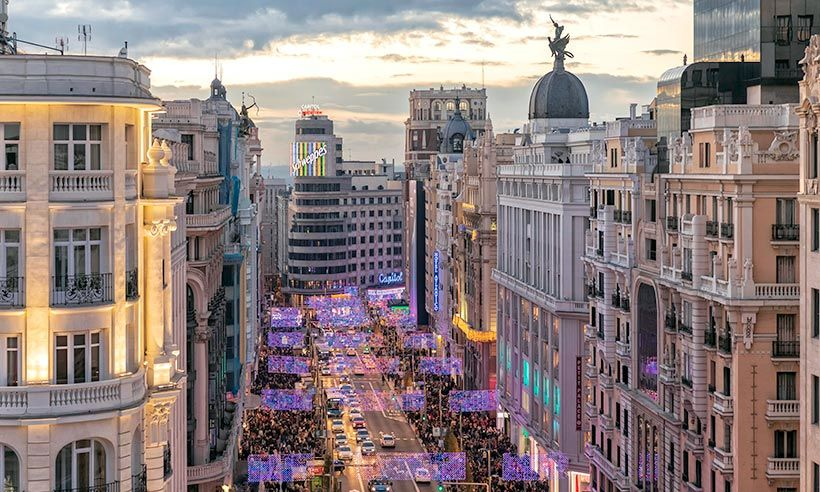 Descubre Madrid, la capital de España