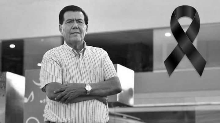 Carlos Alvarado, gerente de Mercacentro, falleció esta madrugada