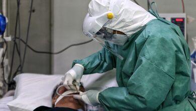 Photo of Ocho muertes y 468 nuevos contagios de Covid este lunes en el Tolima