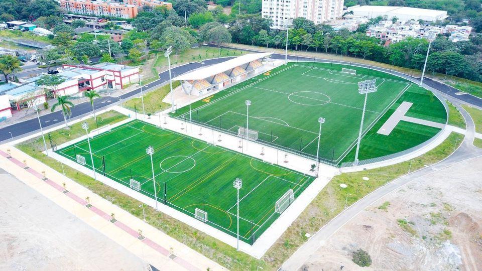 Este jueves inicia el Zonal Nacional Infantil de Fútbol en el estadio del Parque Deportivo