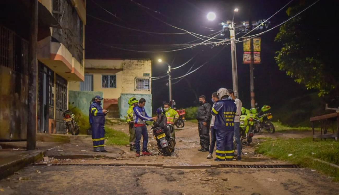 Más de 200 fiestas clandestinas se intervinieron en Ibagué