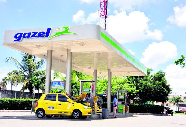 Terpel se proyecta para instalar 224 estaciones de gas natural vehicular en el País