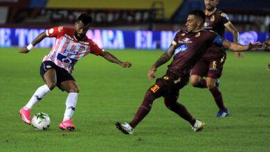 Photo of Junior amenaza a la Dimayor y dice que no se presentaría a jugar contra Deportes Tolima en Bogotá