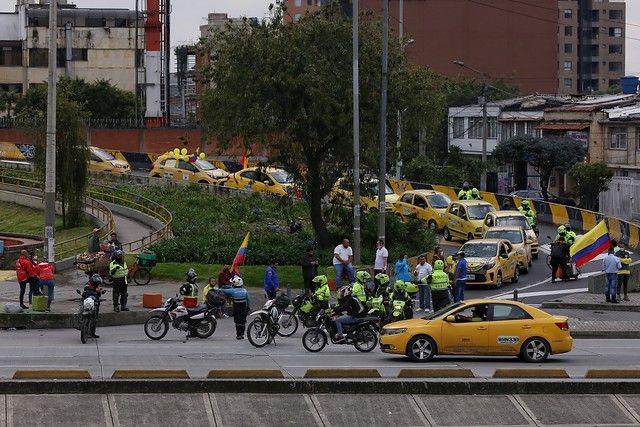 Anuncian para el 3 de mayo un nuevo paro de taxistas