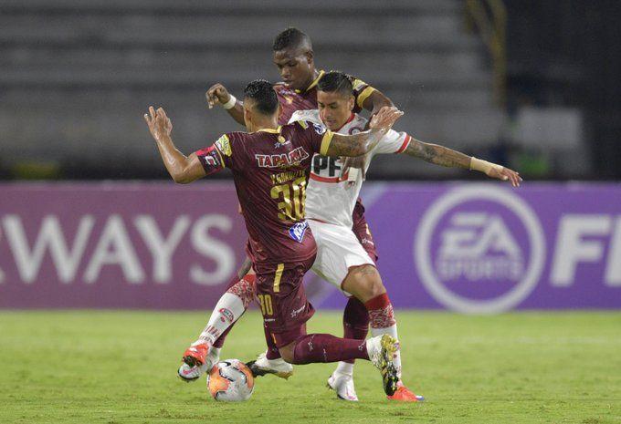 Deportes Tolima 1 - La Calera 1: Con más pena que gloria
