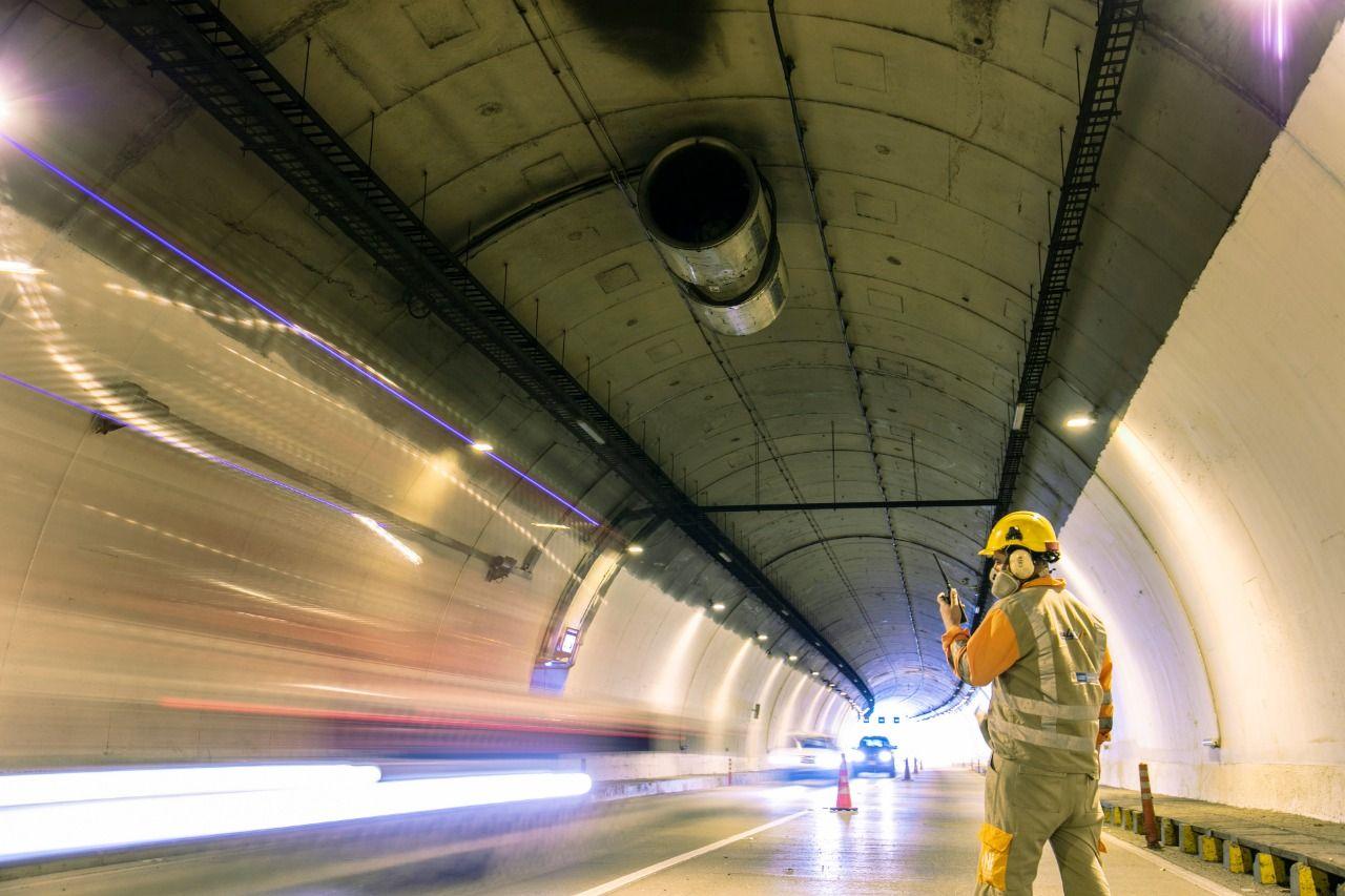 Así garantizan la seguridad y atención de emergencias en los túneles del País