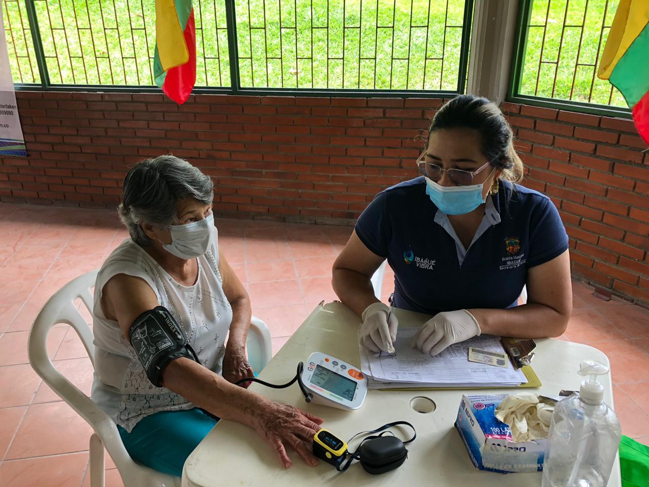 Atentos vecinos: Jornada de  salud en la Comuna Ocho de Ibagué