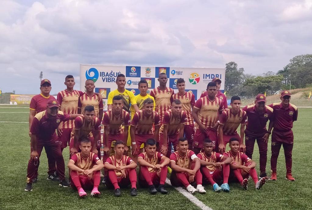 Indeportes Tolima apoyará la final nacional infantil de fútbol en Ibagué
