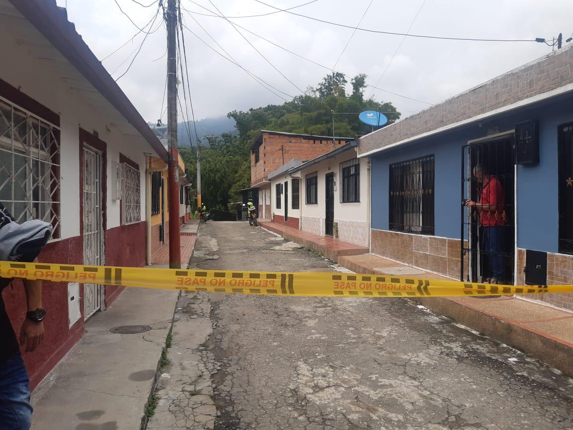 Cuatro quemados con pólvora en el barrio Venecia, sur de Ibagué