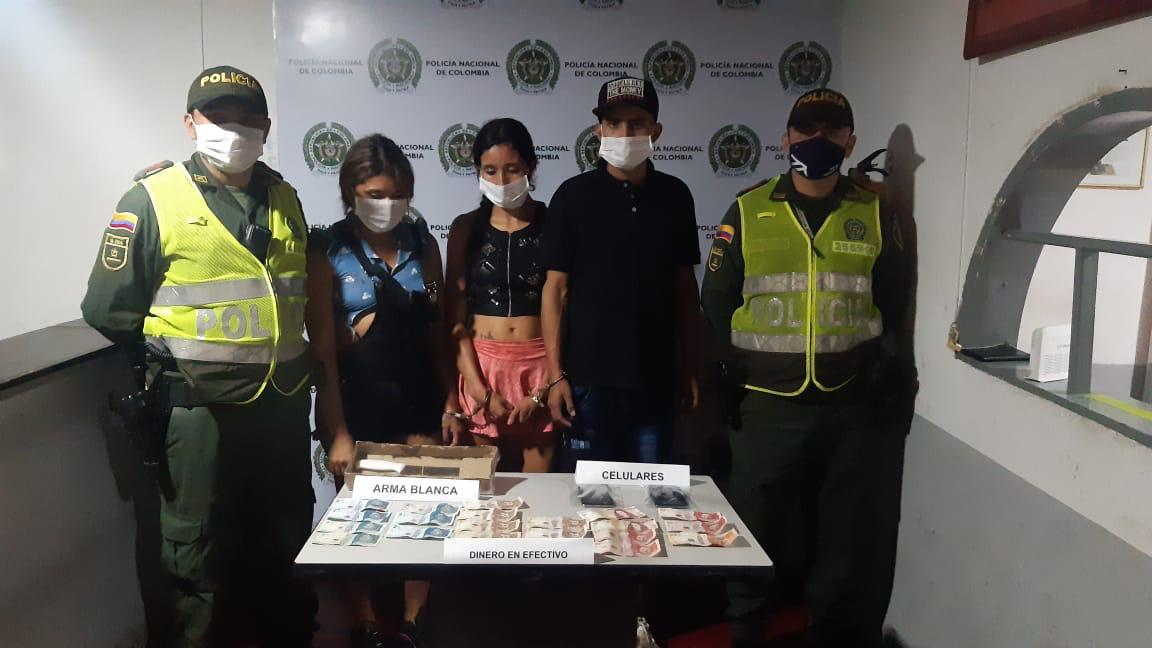 Capturados cuatro atracadores de un taxista en La Pradera