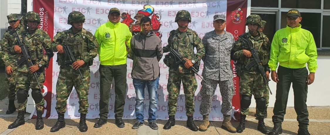 Condenaron a 'Guadalupe', ex jefe del ELN en el Tolima