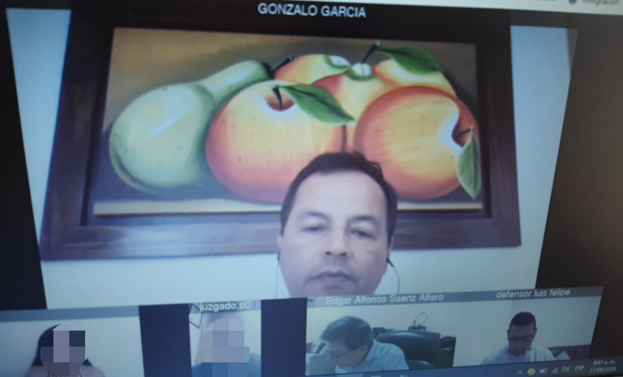 Juez condenó a ex congresista Gonzalo García