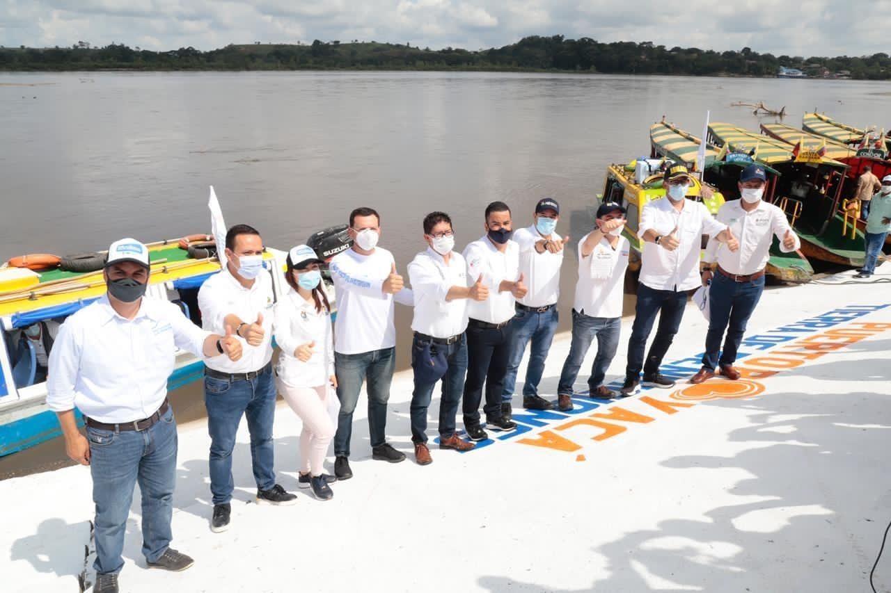 Tolima, entre las regiones que buscan reactivar la navegabilidad del río Magdalena