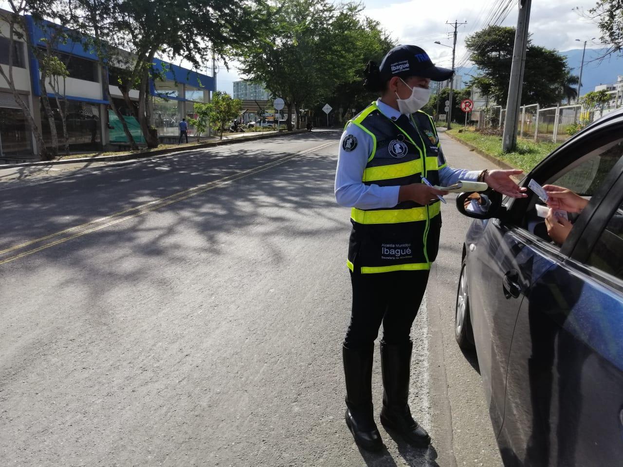 Secretaría de Movilidad canceló 11 licencias de conducción por transporte ilegal