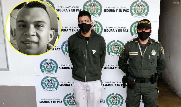 Capturaron al 'Brayan', acusado de matar a 'Maicol' en el barrio Gaitán