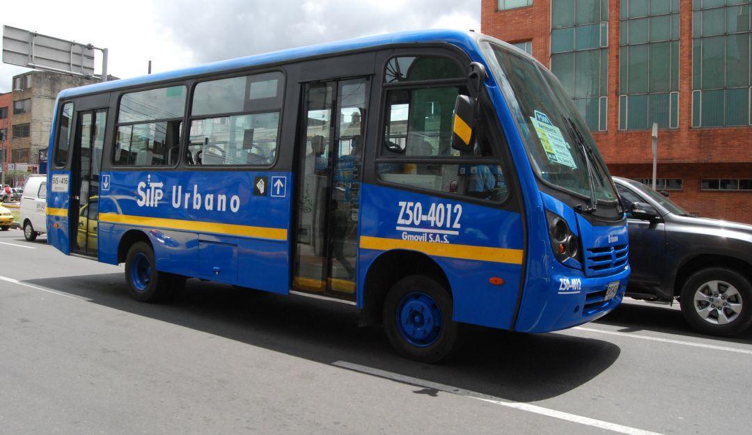 Asesinaron a pasajero de un bus del SITP de Bogotá en un atraco masivo