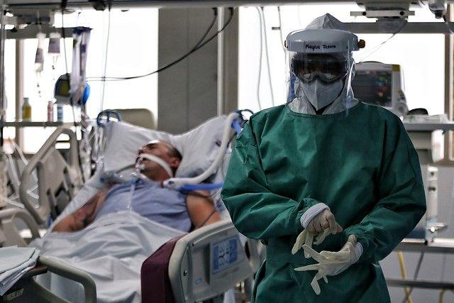 A la fecha hay 127 pacientes hospitalizados con Covid en el Tolima