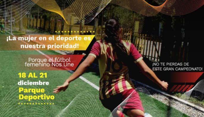 Inicia este viernes el octogonal nacional femenino de fútbol en Ibagué