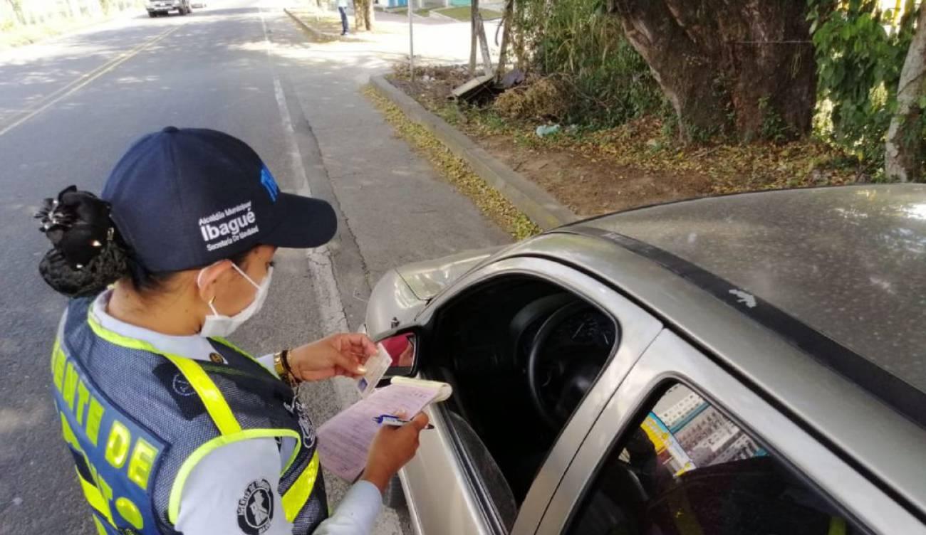 Cerca de 250 conductores de transporte ilegal particular fueron sancionados este año