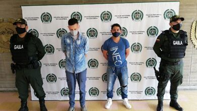 Photo of Cayeron 'Los Camioneros' acusados de secuestros extorsivos y robos de automotores en el Tolima