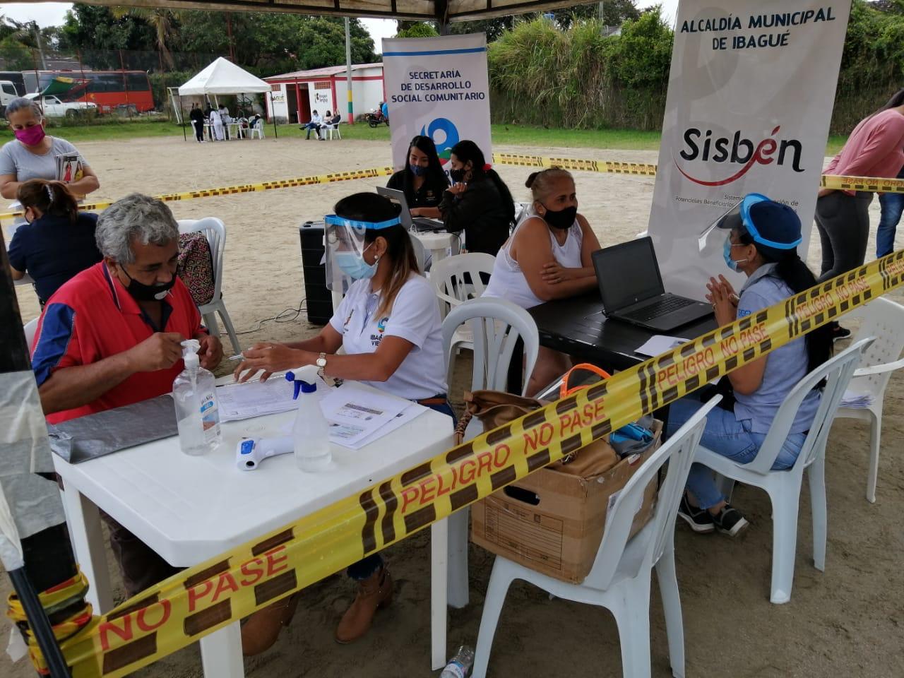 Alcaldía de Ibagué y EPS tomarán pruebas gratuitas de Covid-19 en la comuna Siete