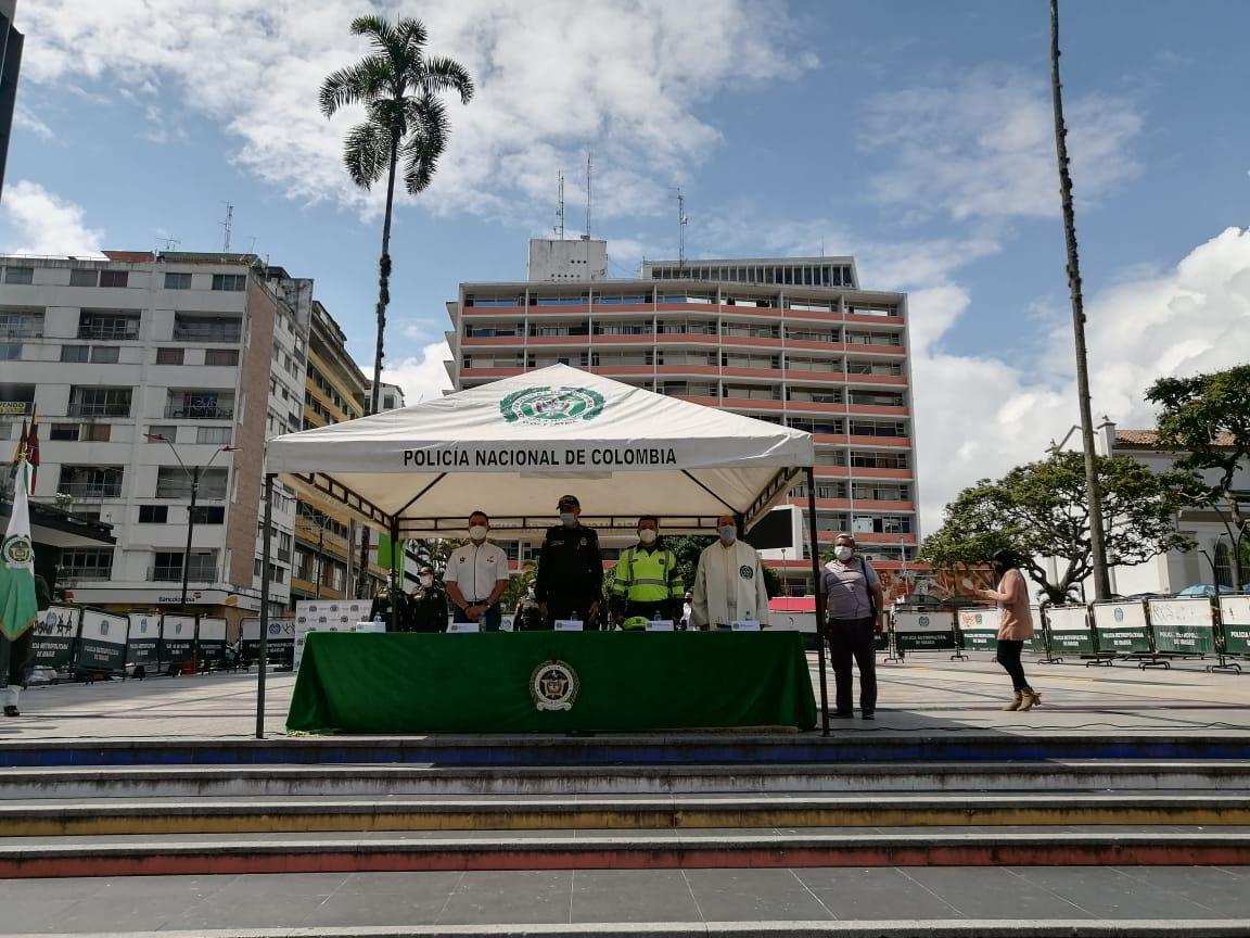 Policía Tolima socializó el 'Plan Navidad próspera y segura'