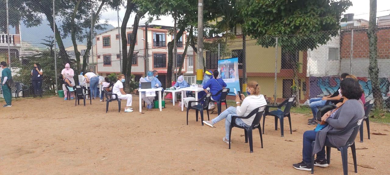 Tomarán pruebas gratis de Covid-19 este martes en el barrio Antonio Nariño