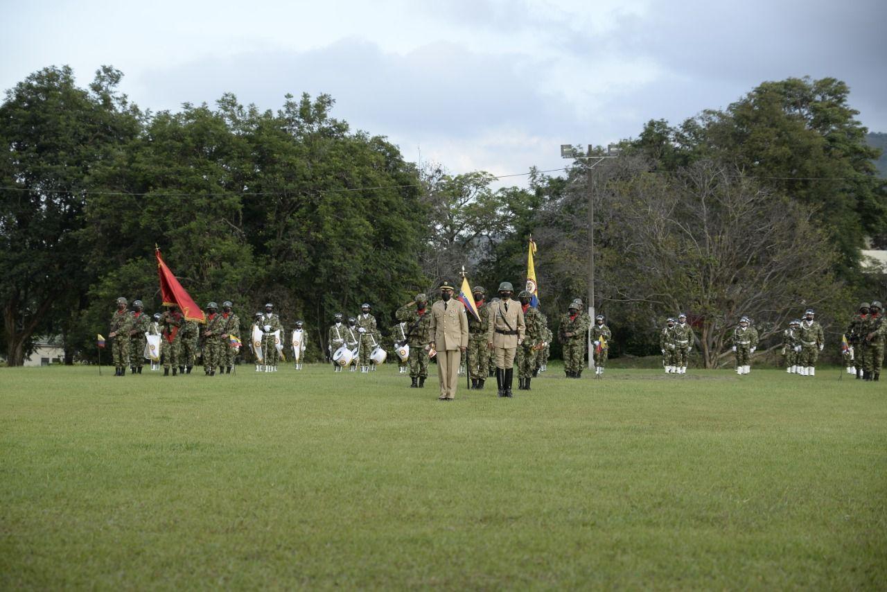 Asumió el nuevo comandante de la Sexta Brigada del Ejército en Ibagué